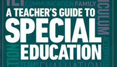 A Teacher's Guide to Special Education (SWD)