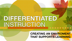 Differentiating Reading Instruction (SWD)