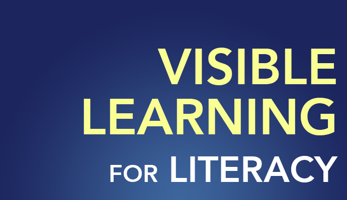 Visible Learning for Literacy (SWD)