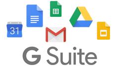 UDL Using Google G-Suite (SWD)